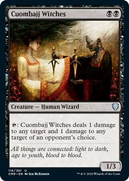 Coumbajj Witches