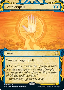 Counterspell Mystical Version