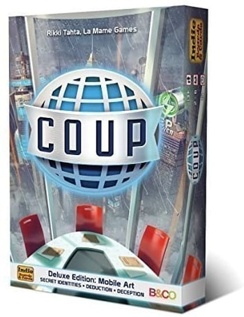 Coup Deluxe Edition Mobile Art