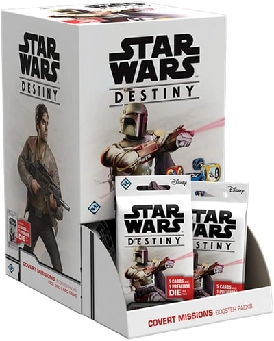 Covert Missions Best Star Wars Destiny Booster Box