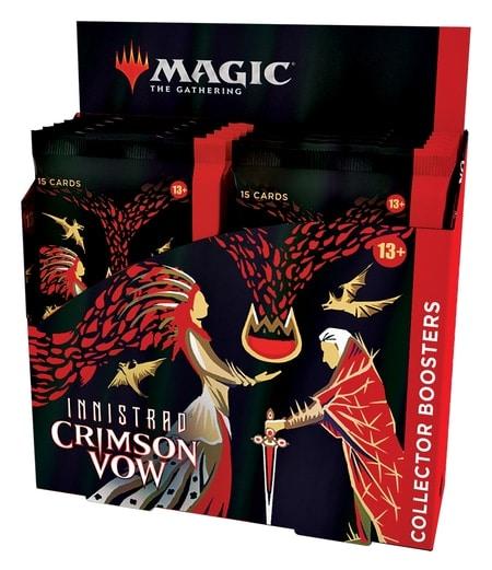 Crimson Vow Collector Booster Box