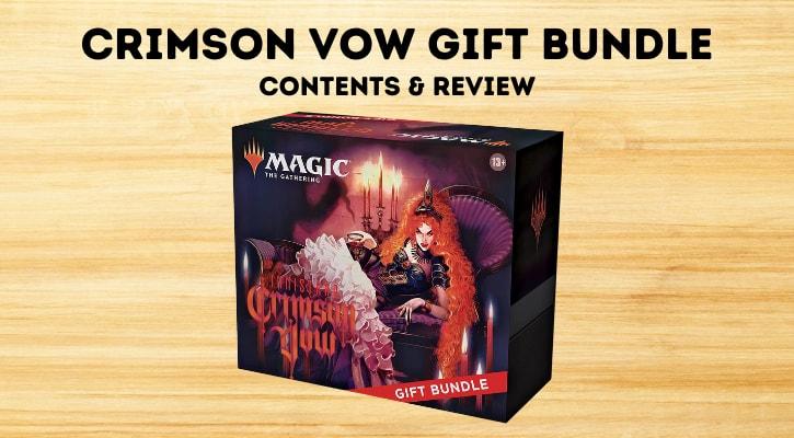 Crimson Vow Gift Bundle Contents Review Banner