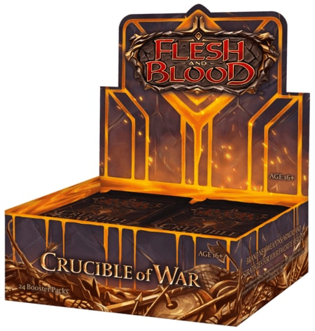 Crucible of War Best Flesh and Blood Booster Box