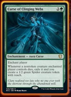 Curse Coven Counters Decklist