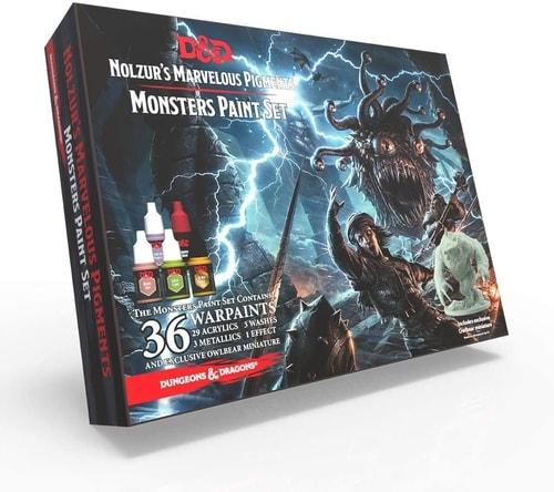 D&D Official Paint Set