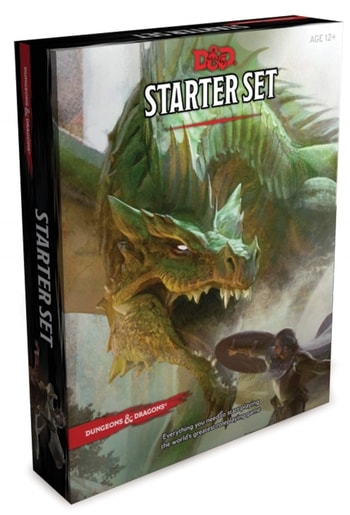 DND Starter Set What to Buy for Dungeons and Dragons Beginner