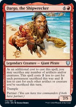 Dargo the Shipwrecker