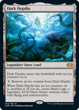 Dark Depths Double Masters Best Commander Cards