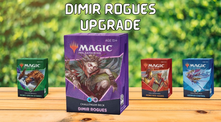 Dimir Rogues Upgrade Challenger Deck 2021