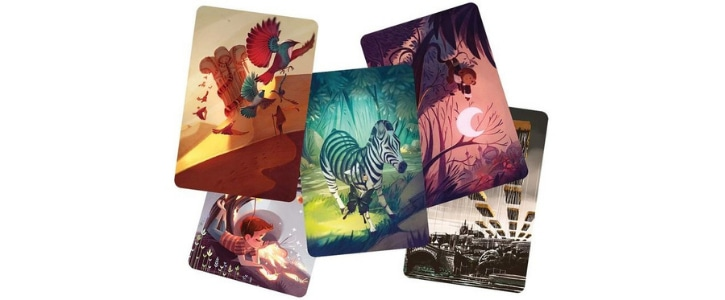 Dixit 10th Anniversary Cards