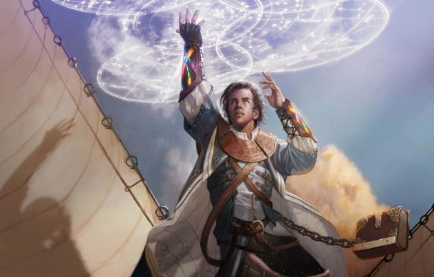 Dominaria Draft Guide Banner Raff