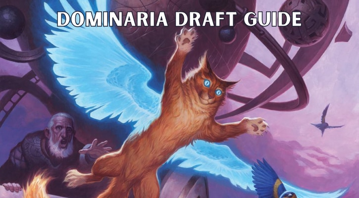 Dominaria Draft Guide Banner