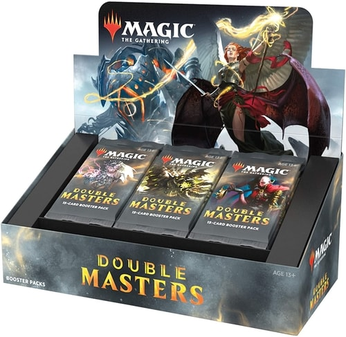 Double Masters Booster Box Best Gifts for Magic the Gathering Players 2020