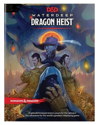Dragon Heist Great Adventure What to Buy for DnD Beginners