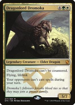 Dragonlord Dromoka Best Dragons