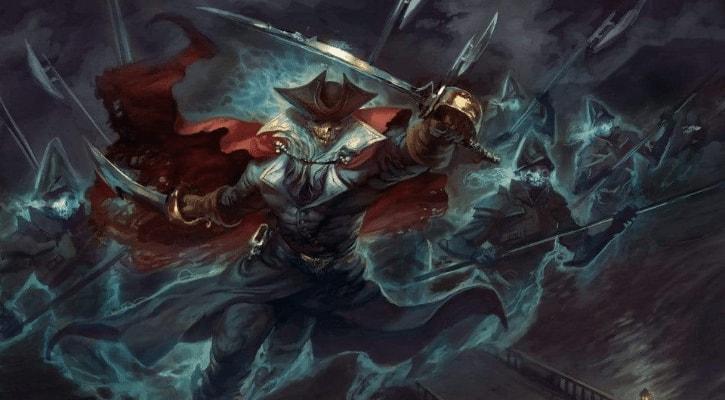Drogskol Captain Ragnar the Ever Watchful Phantom Premonition Upgrade
