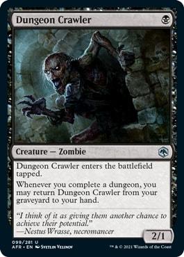 Dungeon Crawler MTG