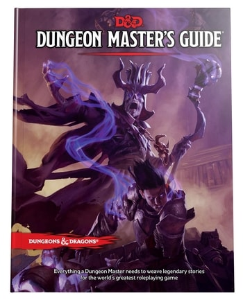 Dungeon Master's Guide Beginner Dungeon Master