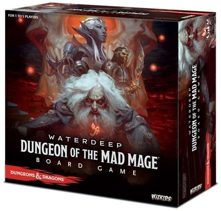 Dungeon of the Mad Mage DND Single Player