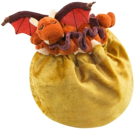 Dungeons and Dragons Gift Guide DND Dice Bag Dragon's Hoard