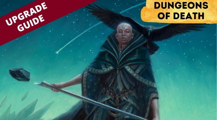 Dungeons of Death Upgrade Guide Banner