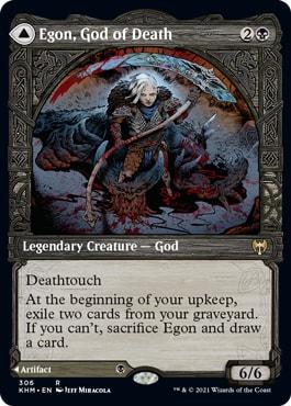 Egon, God of Death Viking Showcase