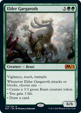 Elder-Gargaroth-Deck