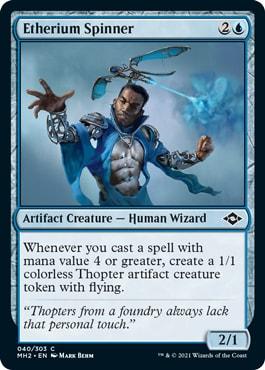 Etherium-Spinner