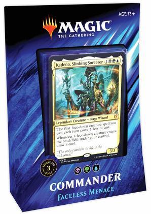 Commander 2020 decklist