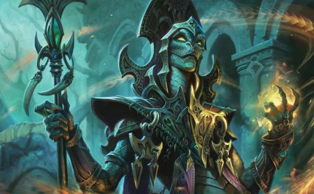 Faceless Menace Upgrade Kadena Slinking Sorcerer Commander 2019