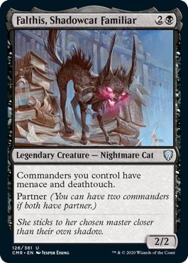 Falthis Shadowcat Familiar