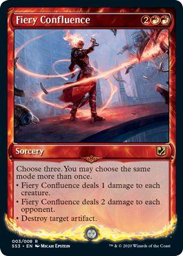 Fiery Confluence Signature Spellbook Chandra