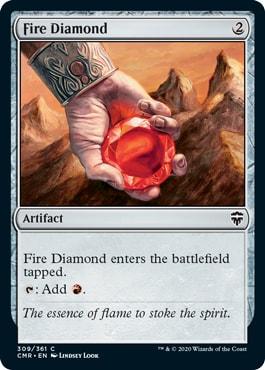 Fire Diamond Commander Legends All Cards