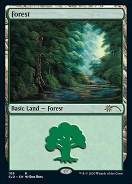 Forest Basic Land Code