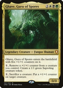 Ghave, Guru of Spores Best Fun Abzan Commanders Ideas