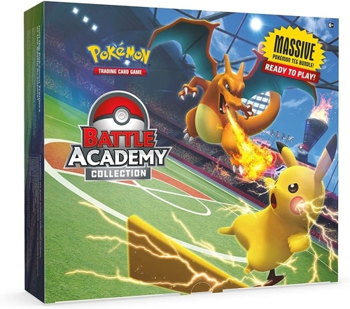 Gifts for Pokemon Card Game Players Battle Academy for Beginner