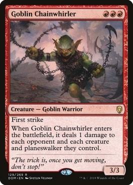 Golbin Chainwhirler