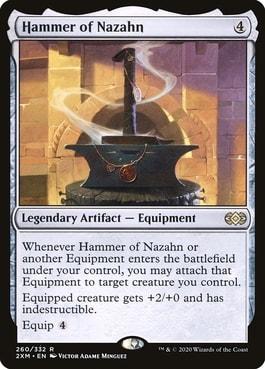 Hammer of Nazahn Elven Empire Upgrade