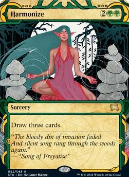 Harmonize Mystical Archive Cards Strixhaven