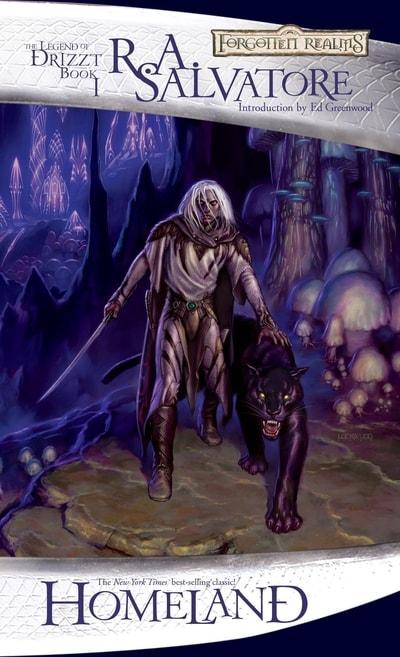 The Dark Elf Triology