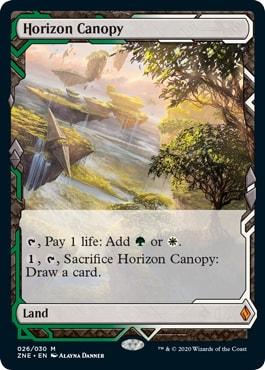 Horizon Canopy Alternate Art
