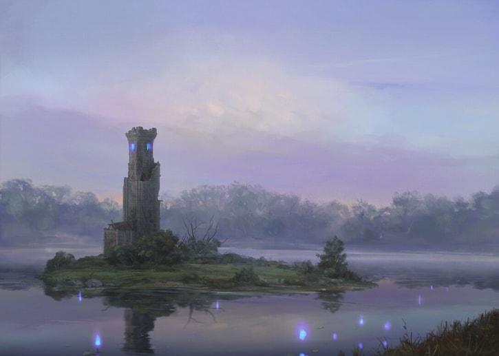 How to Build Mono Blue Commander Banner Mystic Sanctuary