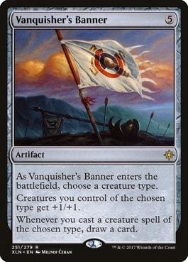 How to Build Tribal Commander Decks Vanquisher's Banner