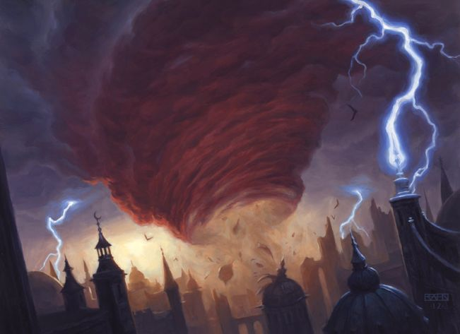 How to Build Your First Commander Deck Cyclonic Rift Board Wipes
