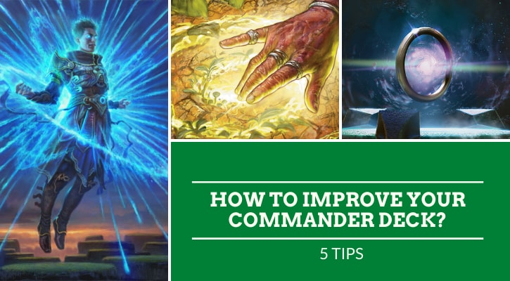 How to Improve Your Commander Deck Banner