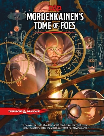 How to Play DND Mordenkainen's Tome of Foes