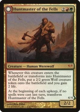 Huntmaster of the Fells Werewolf Commander