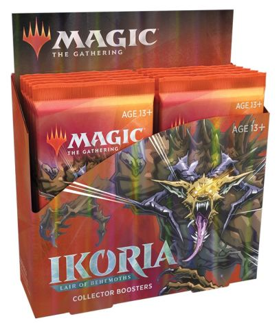 Ikori Collector Booster Box
