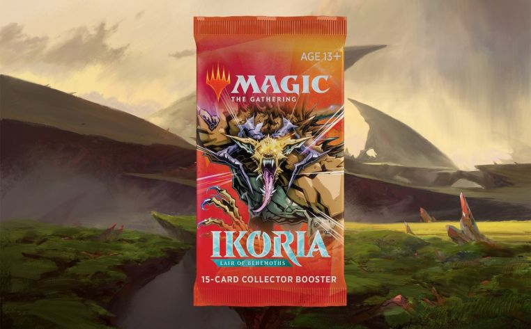 Ikoria Collector Booster Banner