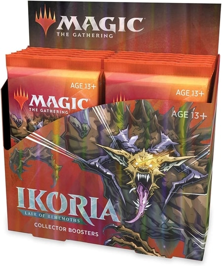 Ikoria Collector Booster Box MTG